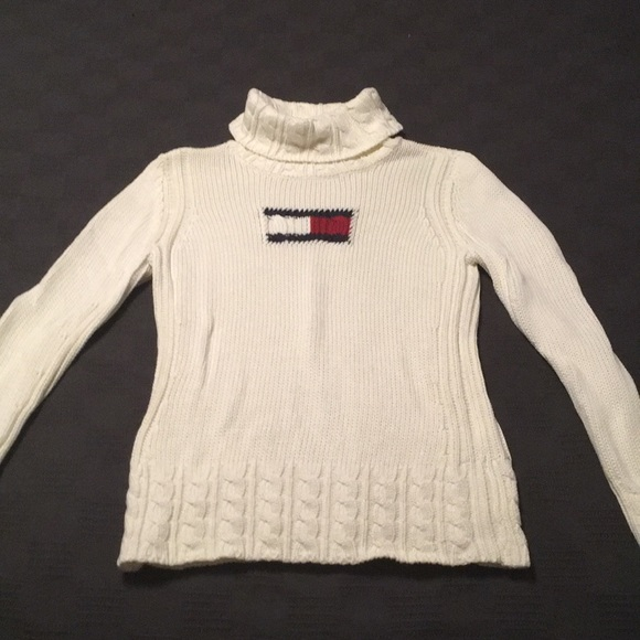 b388d04f Tommy Hilfiger Tops | Nwot Womens Turtleneck Sweater | Poshmark